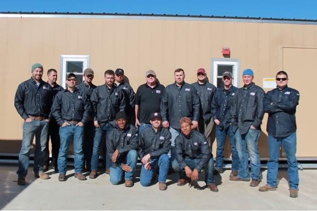 UA VIP Fort Hood Welding Class 8