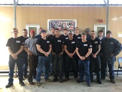 UA-VIP Fort Hood Welding Class 12