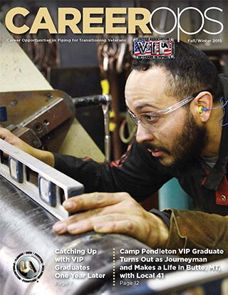 Career Ops Fall Winter 2015 cover