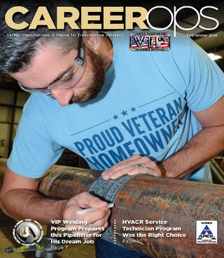 Career Ops Fall Winter 2016 cover