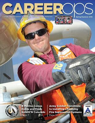 Career Ops Spring Summer 2016 cover