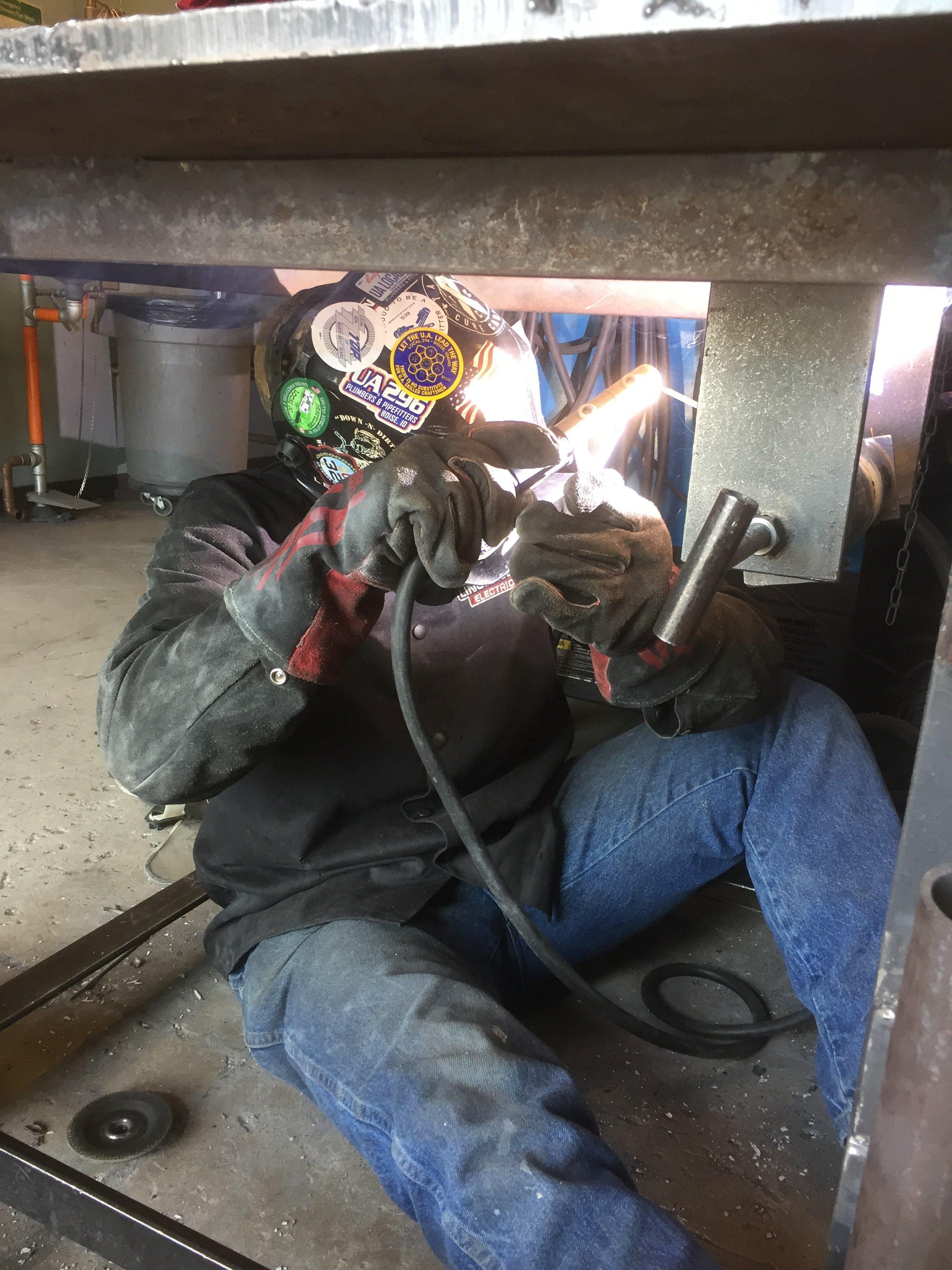 welder apprentice houston tx