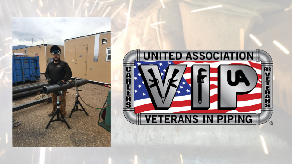 UA Veterans in Piping - Fort Carson welding