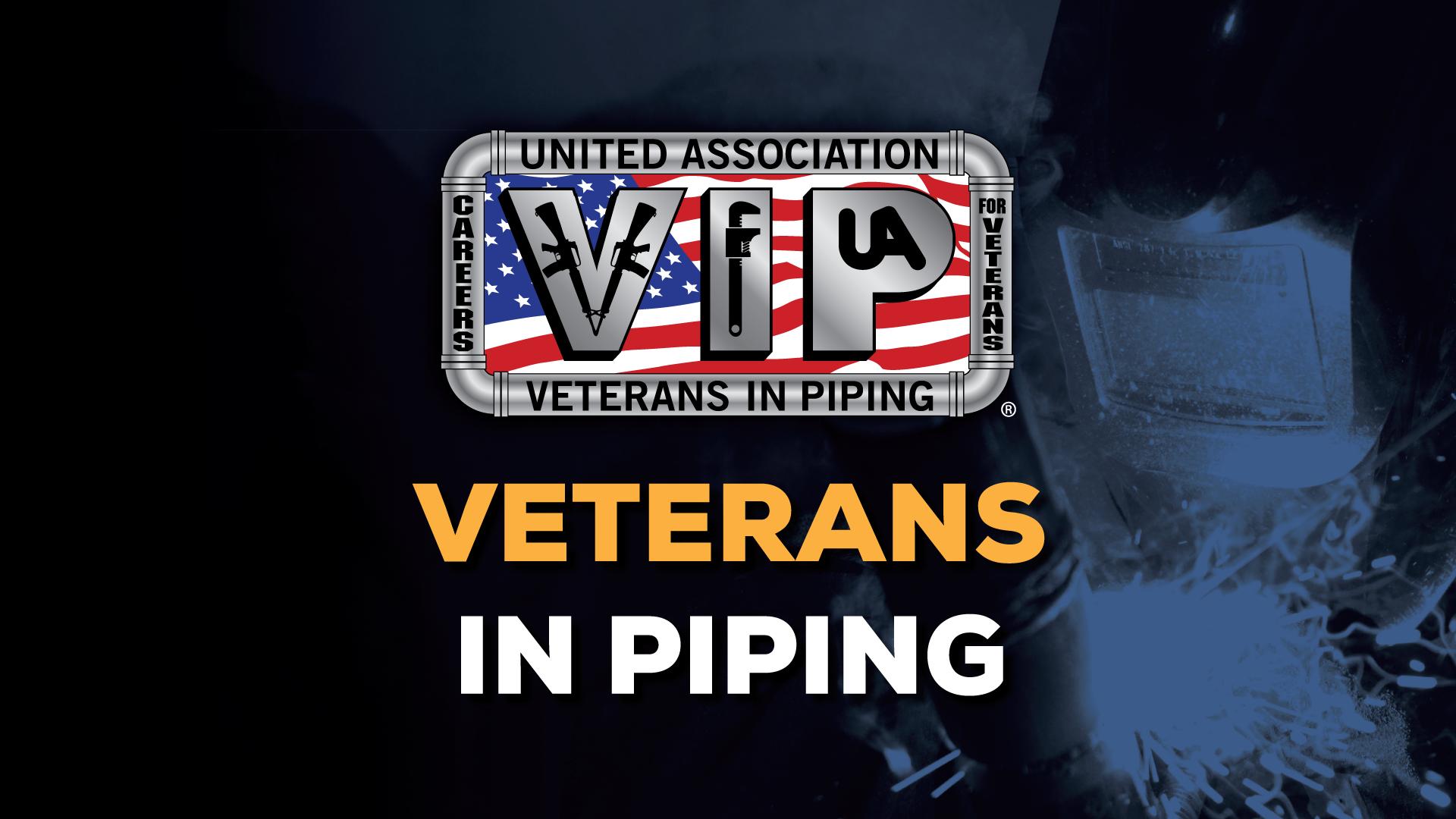 UA Veterans in Piping graduate Tyler Henkel