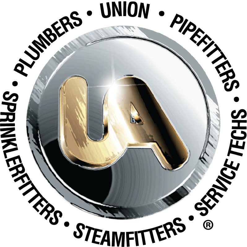 Union Plumbers, Fitters, Welders and Service Technicians logo